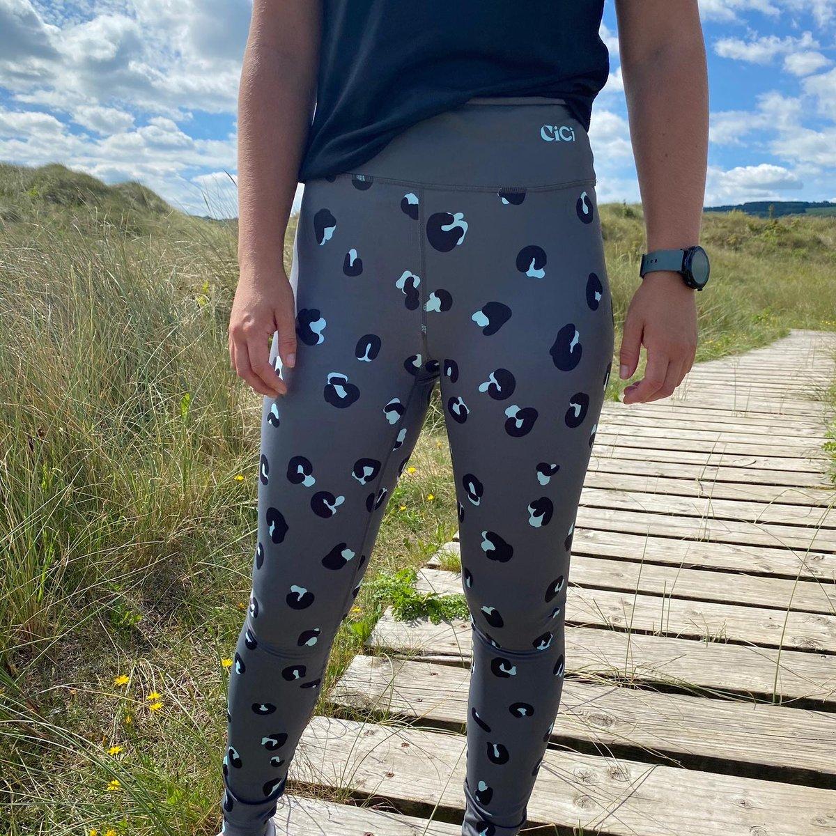 Leopard - Grey
