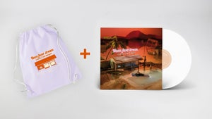 "Image of ""Neon Fever Dream"" Gym Bag + Vinyl Package"