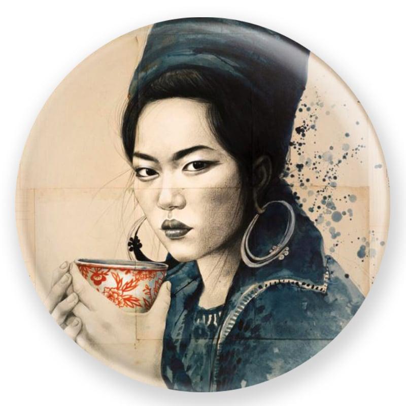 """Image of Magnet - """"Pause thé chez les Hmong noirs"""""""
