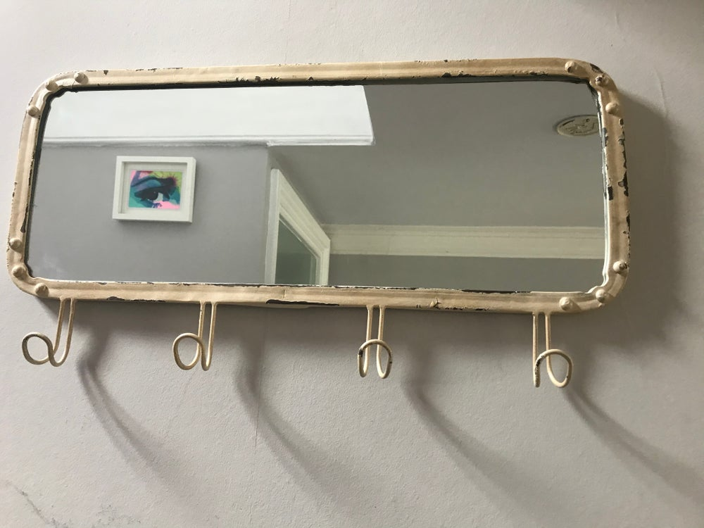 Image of Various Industrial Vintage Style Mirrors