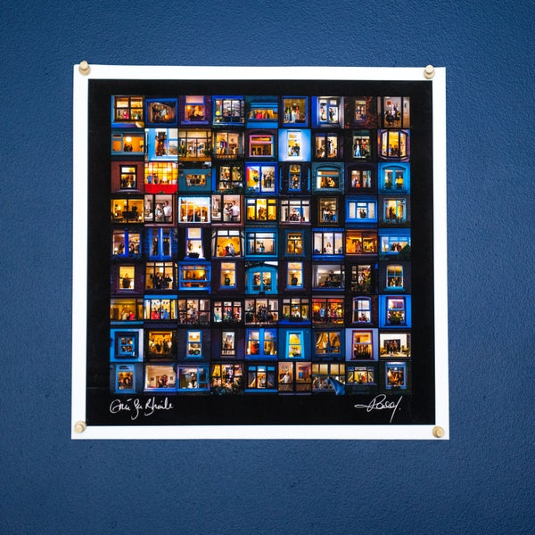 Image of Print Beag ( 30cm x 30cm )