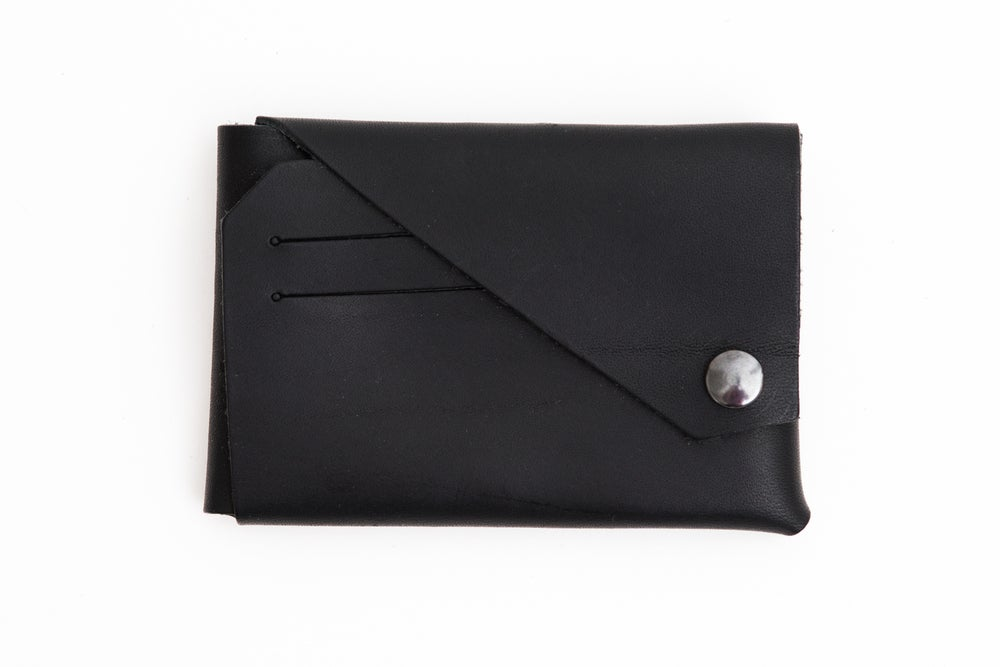 Image of DPY - Card Wallet - Black