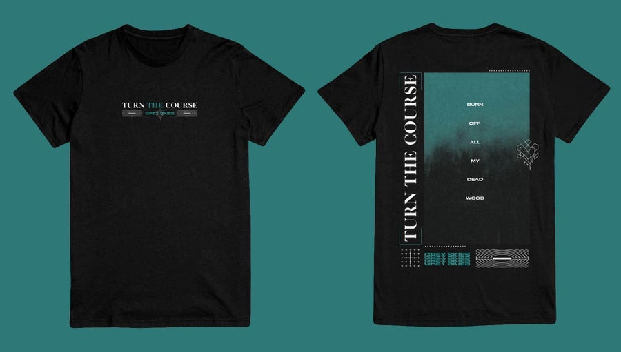 Image of Grey Skies - T-Shirt - PRE ORDER