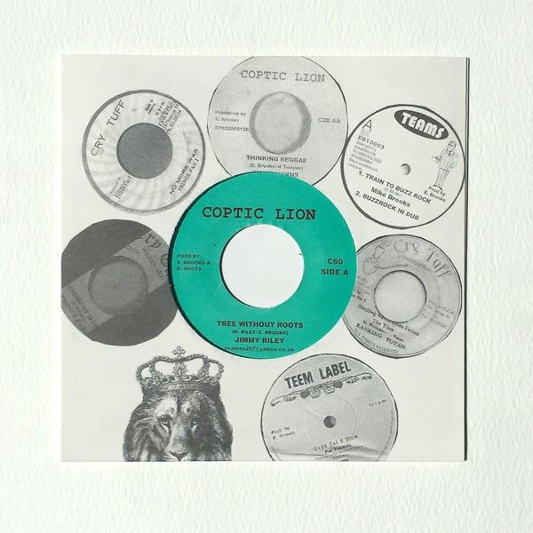 Image of JIMMY RILEY - TREE WITHOUT ROOTS 7""