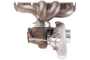 Image of TFSI Cast Stainless Turbo Manifold for G-series IWG turbo's   (Not eligible for dealer discounts)