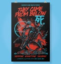 They Came From Below Poster