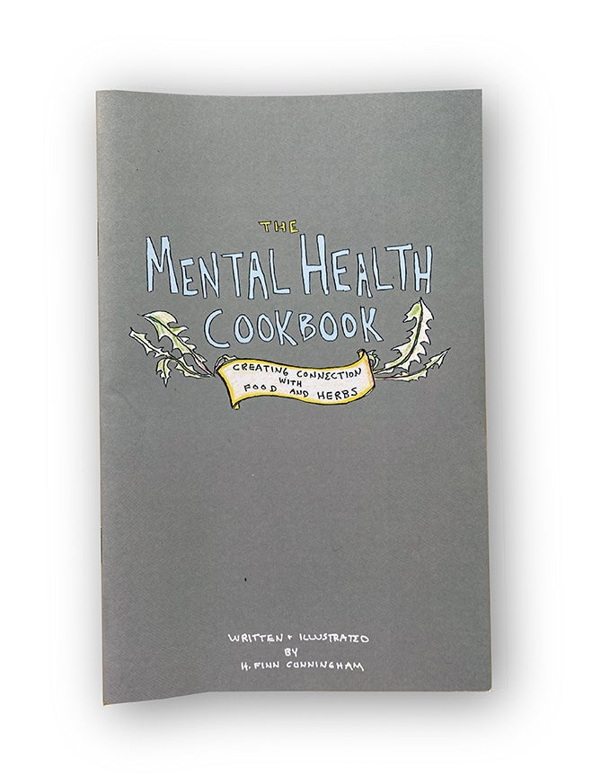 Image of Mental Health Cookbook by H. Finn Cunningham