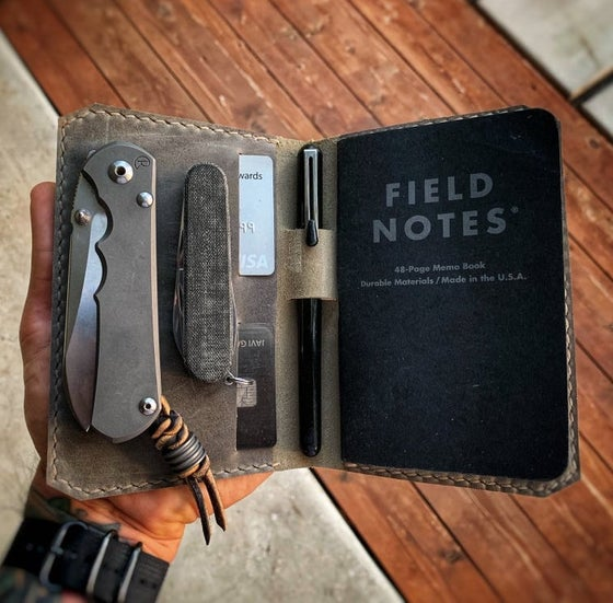 Image of The Hank (Field Notes Cover)