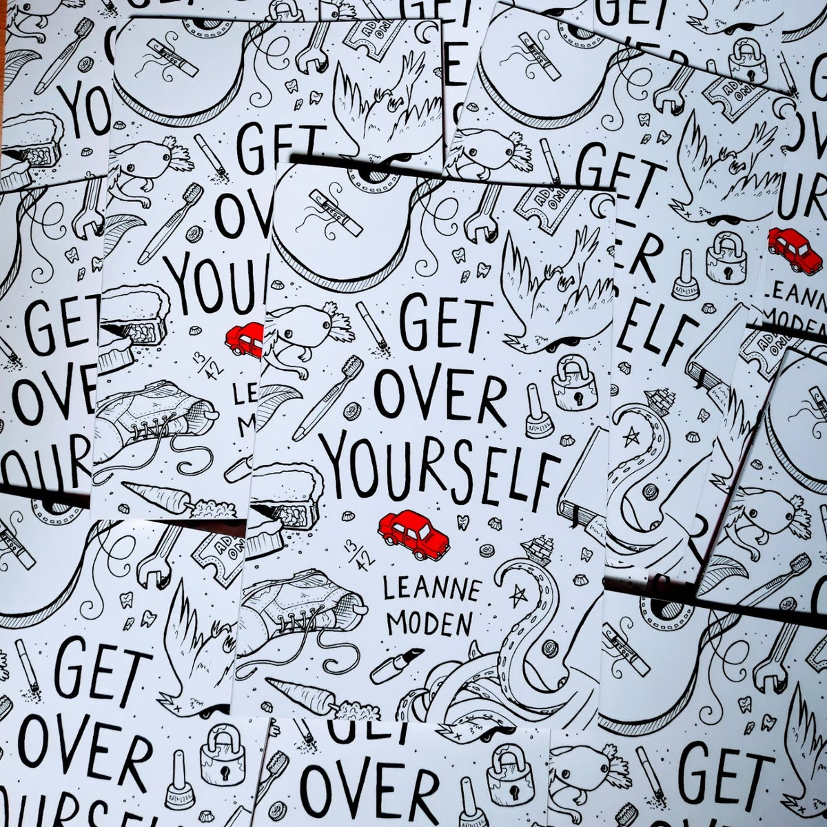 AUDIO DOWNLOAD - Get Over Yourself