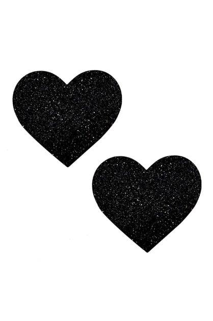 Image of #Heartz Glitter Pasties