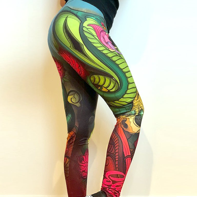 Image of Slowdown Cobra Leggings
