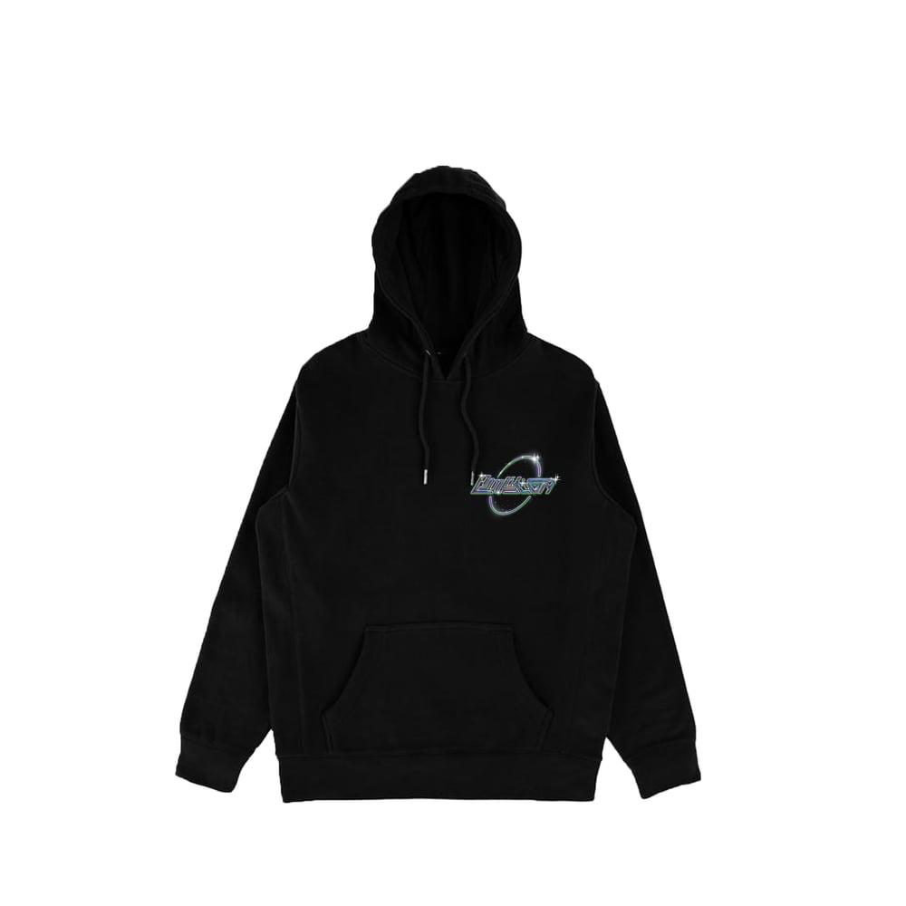 Image of Galactic hoodie (BLK)