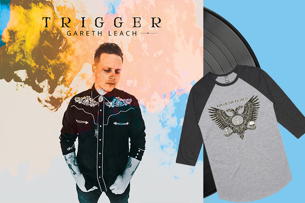 Image of Trigger - Vinyl (Bundle)
