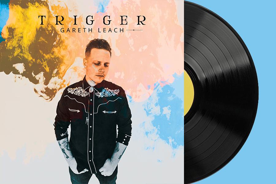 Image of Trigger - Vinyl (LP)
