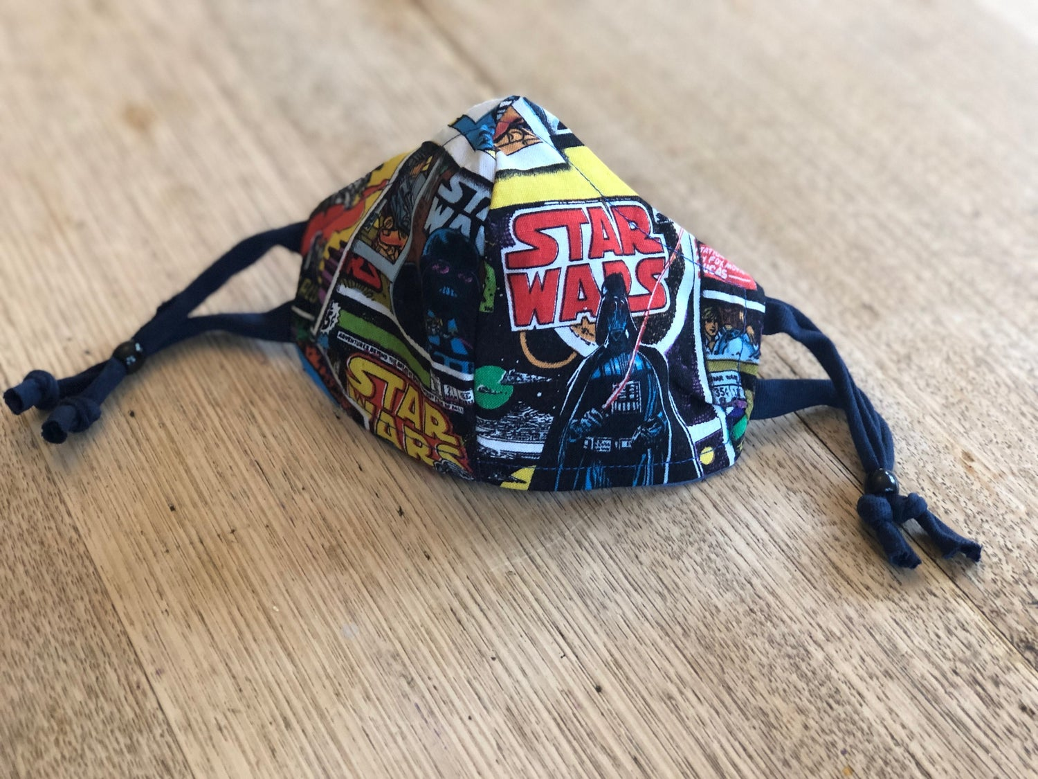 Image of Star Wars Mask- adult & child
