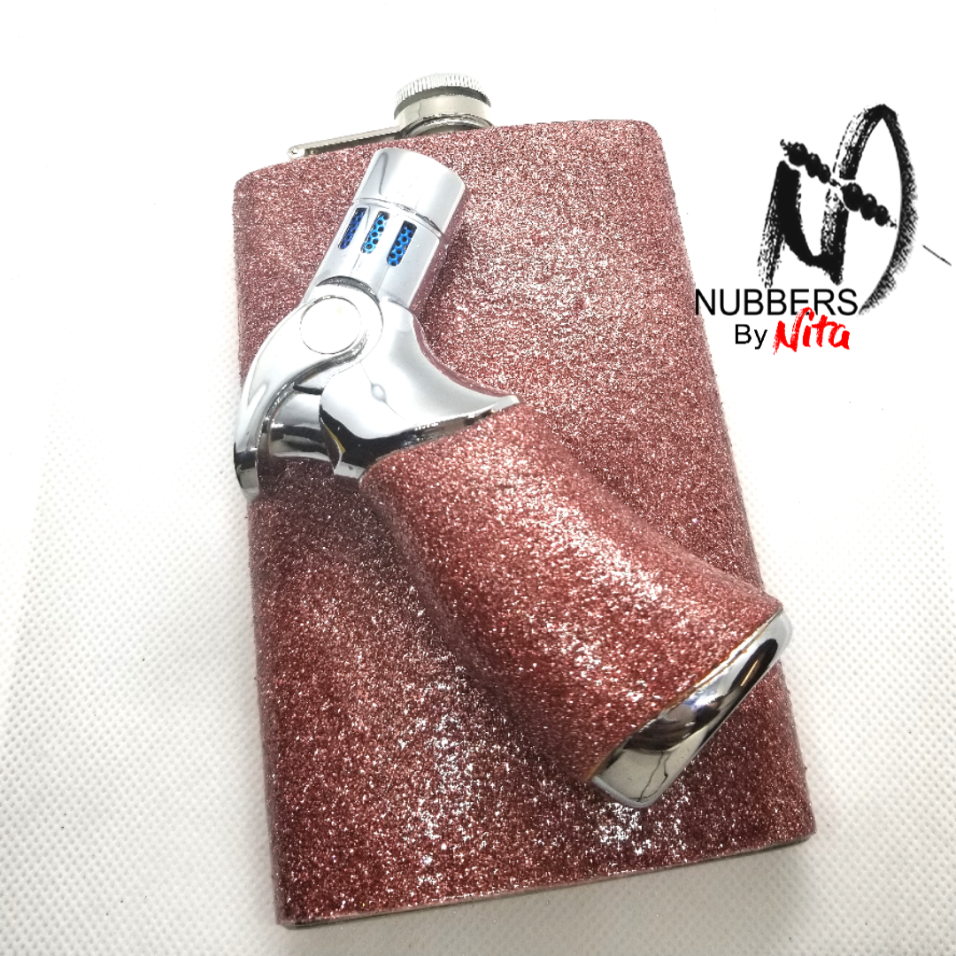 Image of Candy Coated Torch or Flask