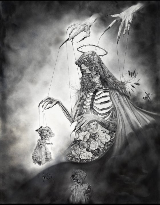 Image of The Keepers 11 x 14 inch giclée print