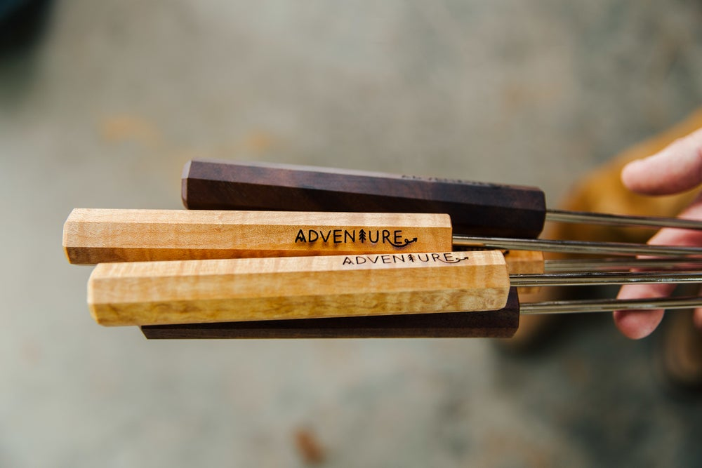 Image of ADVENTURE roasting sticks