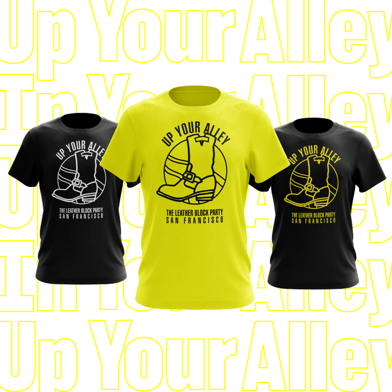 Image of Up Your Alley 92' T-Shirt