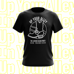 Image of Up Your Alley 92' T-Shirt -- PREORDER