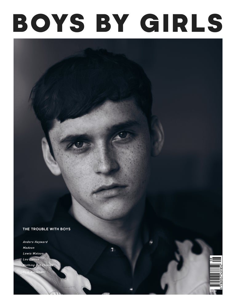 Image of BOYS BY GIRLS ISSUE 8 | THE TROUBLE WITH BOYS | EBOOK DOWNLOAD