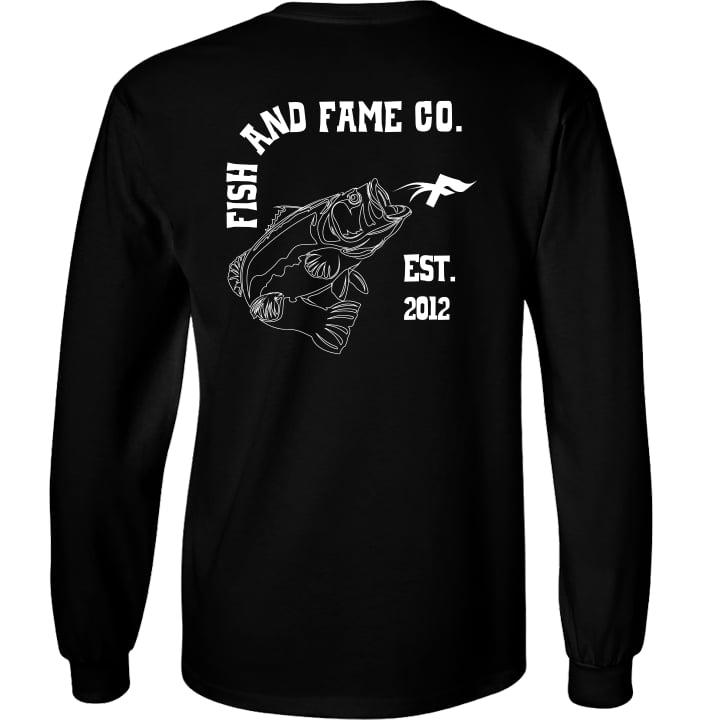 Image of Bass & Co. Long Sleeve (black)