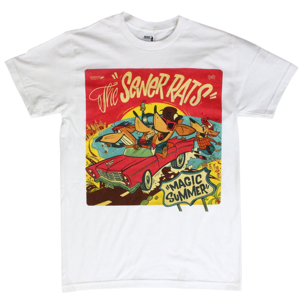 Image of MAGIC SUMMER - Shirt (strictly limited & handprinted in 10 colors)