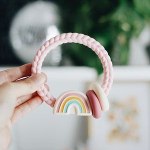 Image of RAINBOW Ritzy Rattle