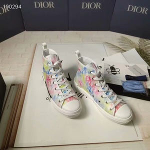 Image of Rainbow Dior Sneaker