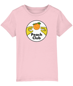 Peach Club Kid's T-shirt