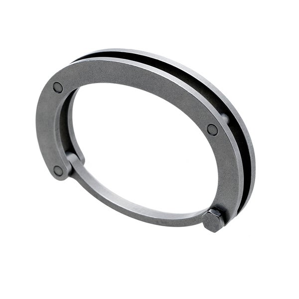 Image of DRILLING LAB - Anonymous Bracelet (Silver)