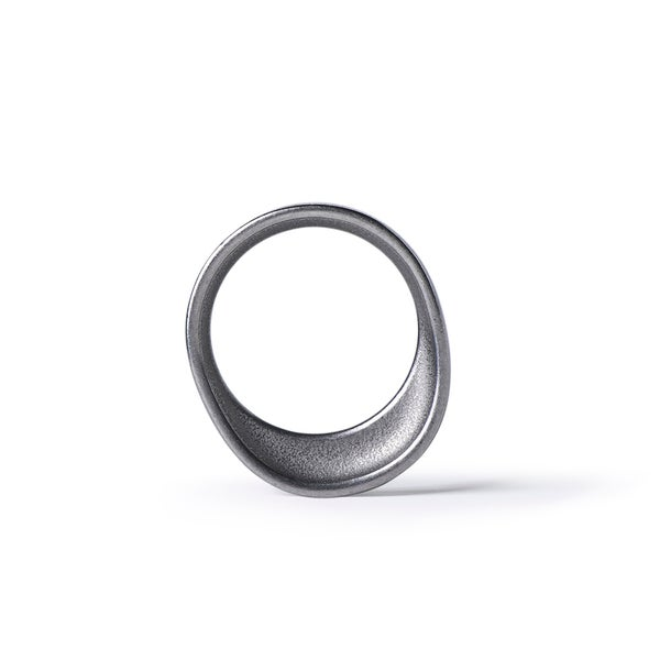 Image of DRILLING LAB - Framework Ring (Silver)