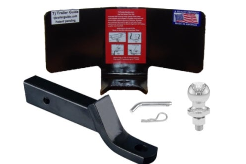 "2"" TJ Trailer Guide Tow Kit"