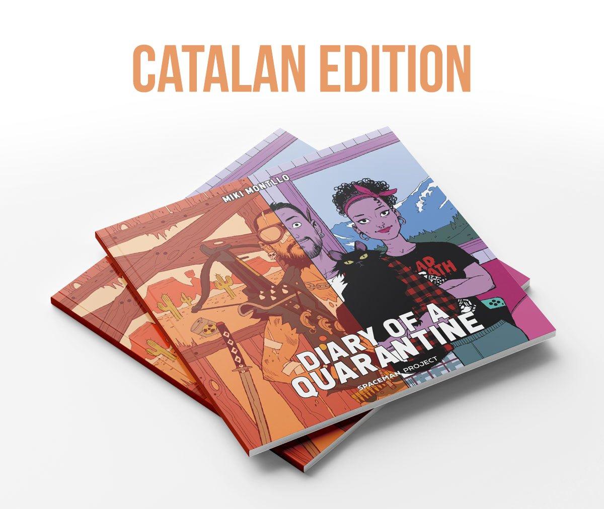 Image of Diari de Quarentena (CATALAN EDITION)