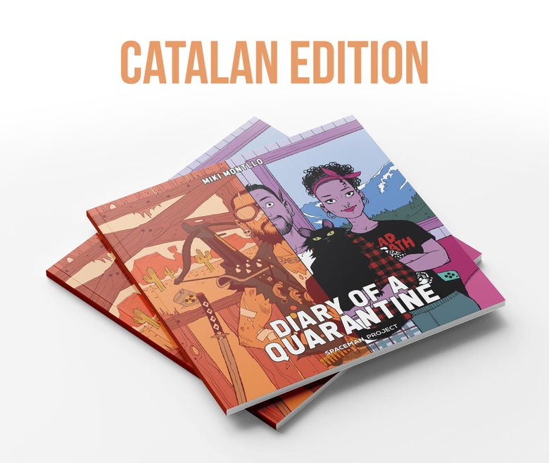 Image of Diari de Quarentena (CATALAN EDITION)