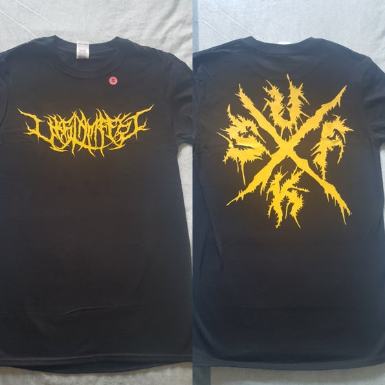 Image of UKSF Emblem Shirt (Yellow)