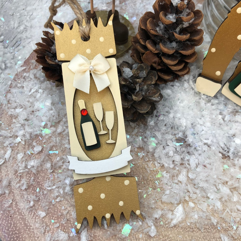Image of Champers Christmas Cracker