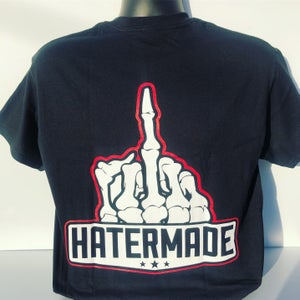 "Image of ""Middle Finger"" By Hatermade Clothing Co. (Black)"