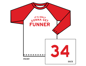 "Image of Halladay ""Funner"" Classic"