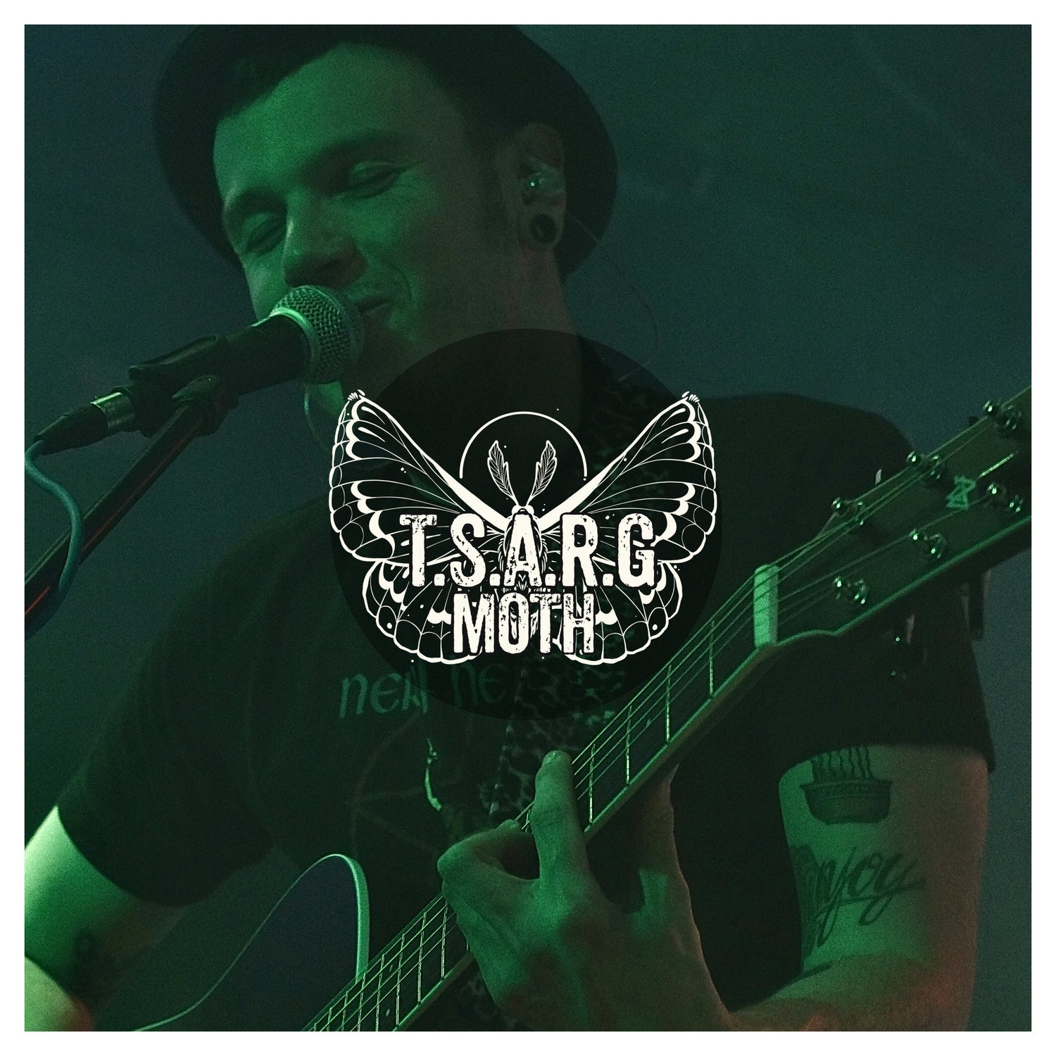 Image of T.S.A.R.G - MOTH (CD)