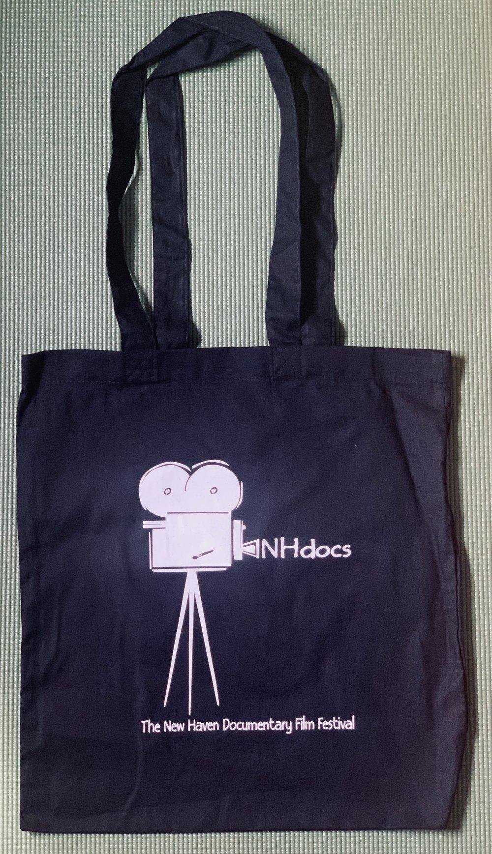 Image of NHdocs tote bag