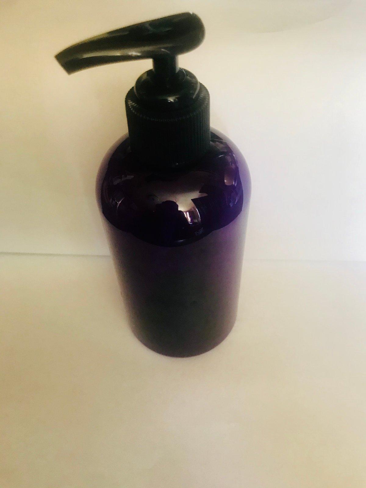 Image of Botanical Liquid Soap/ Bubble Bath 8oz