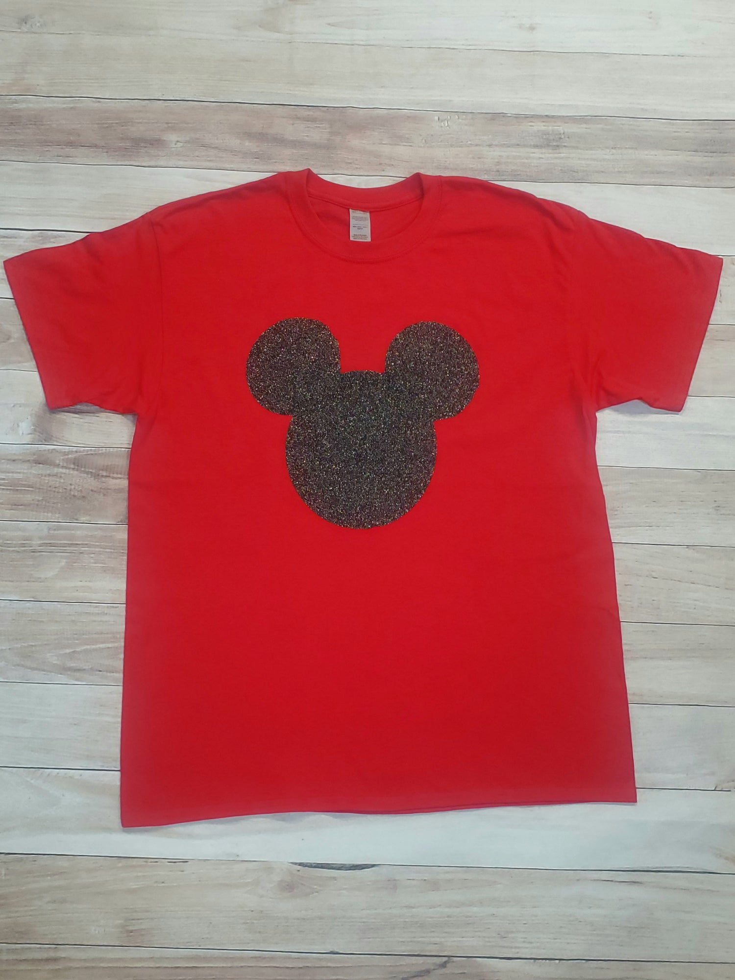 Image of MICKEY GLITZ TEE