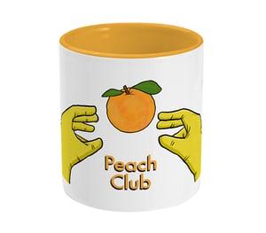 Peach Club Mug