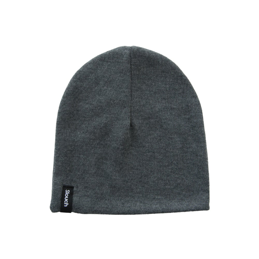 Image of Light Charcoal Slouch Beanie