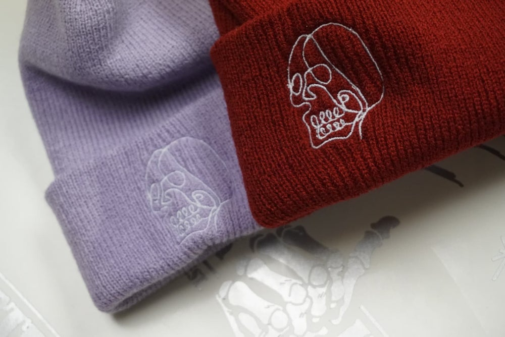 Image of Skele Beanie