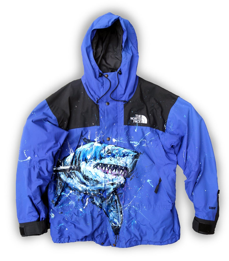 Image of (1 OF 1) Shark TNF - Size Large