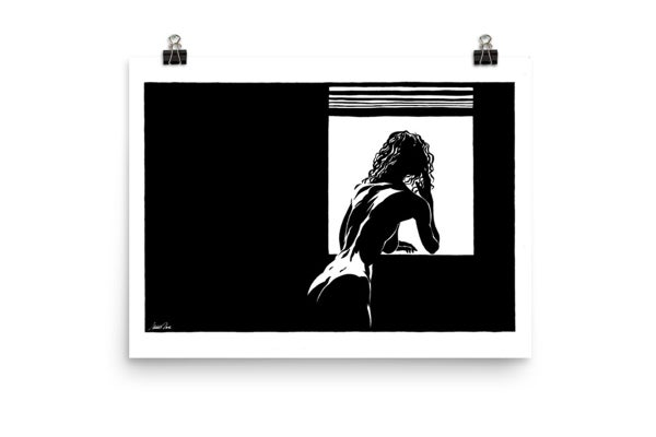 Image of Watcher | Part 1 | Art Print