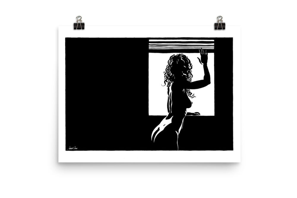 Image of Watcher | Part 2 | Art Print