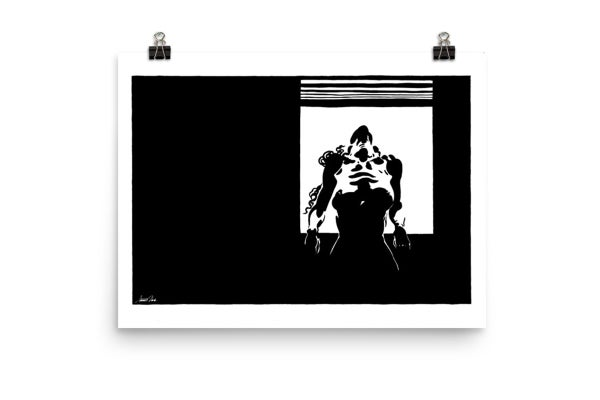 Image of Watcher | Part 3 | Art Print